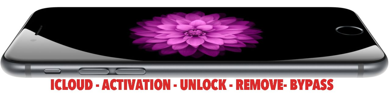 Unlock iCloud activation lock iPhone / iPad / iPod